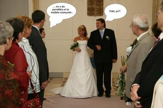 Trocha legrace od mého úžasného fotografa...:-)