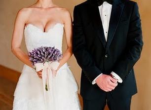Inspirace na svatební kytice - bude stejná plus smetanové růže