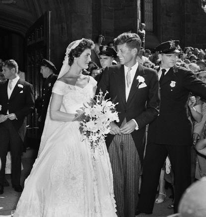 Svatba podle Assol - Momentálně dva favoritní vzhledy: Kennedyovi...
