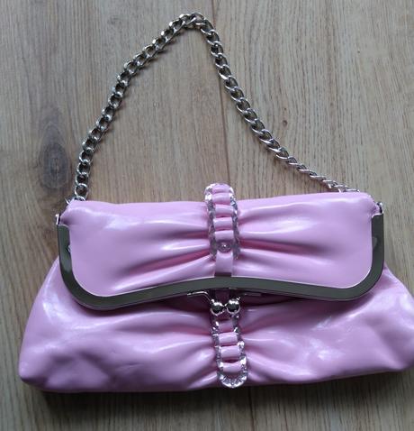 Ružová kabelka - Obrázok č. 1
