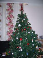 První společné vánoce ve svém (2005)
