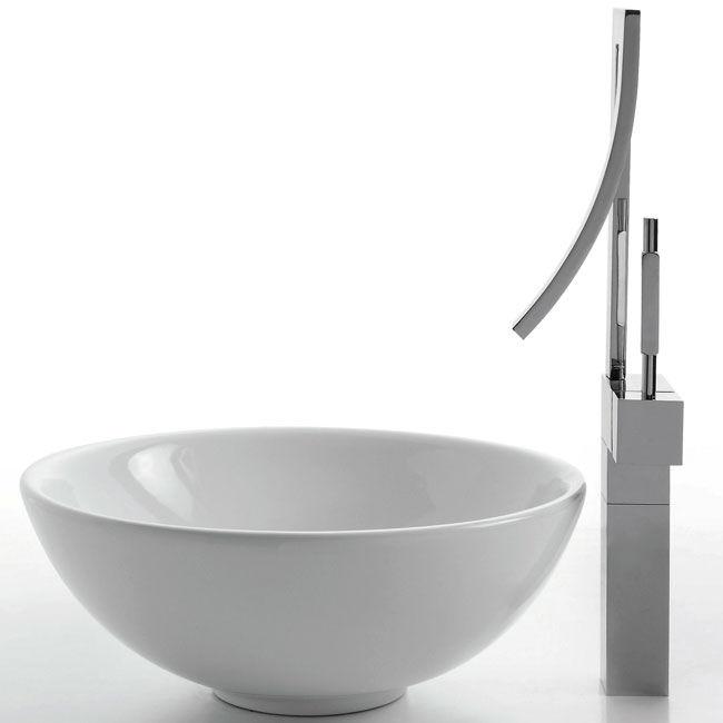 Umyvadla - Koupelnový set