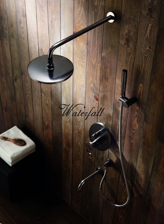 Podomítkové sprchy - Retro podomítkové sprchy