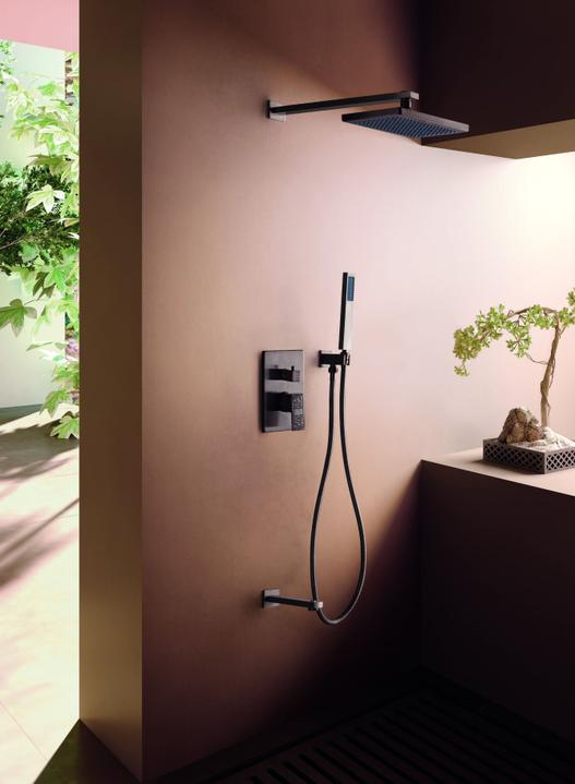 Podomítkové sprchy - Rustikální podomítkové sprchy