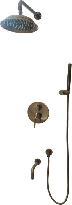 Podomítkové sprchy - Rustikální podomítkové sprchy Antique Marble, ideální do venkovských a Provence koupelen