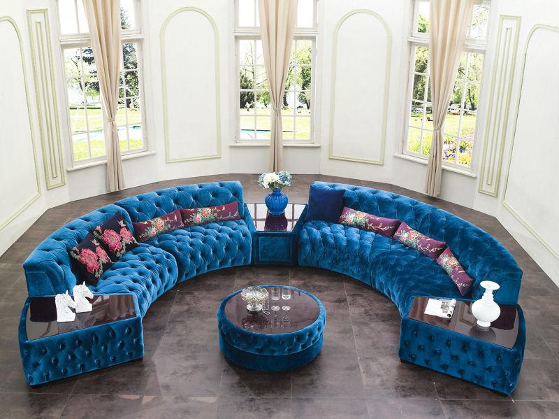 Sametové sedačky - Obrázek č. 1