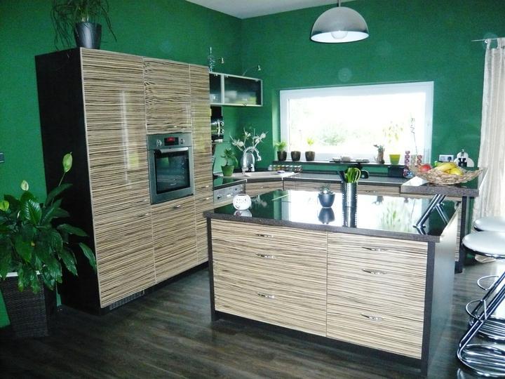Domeček - kuchyne