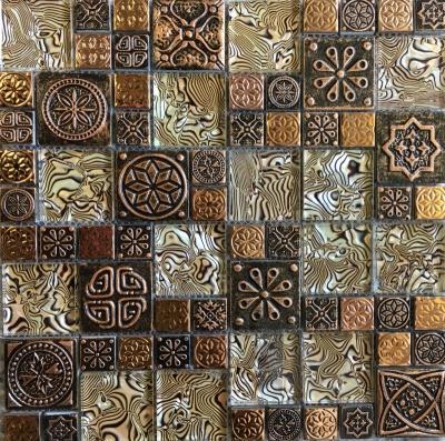 Antická mozaika Zebrano - Obrázek č. 1