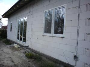 21.4.2012 okna a dvere - profil inoutic eforte u0,8 , trojsklo u0,6
