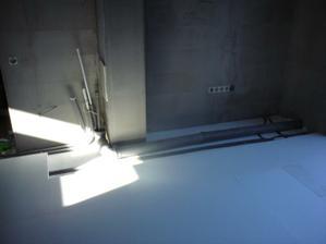 26.6.2012 obyvacka- privod vzduchu sa nam do polystyrenu nezmesti- bude trcat do poteru asi 2 cm