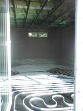 13.7.2012 ešte posledný pohľad na holé rúrky- zajtra sa ide na poter