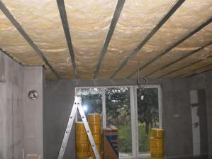 20.7.2012 dokončená obývačkokuchyňa
