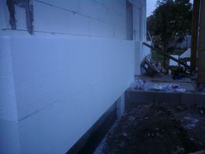 6.10.2012 v dome 27, vonku 21 stupňov, na dnes končíme