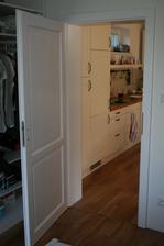 25.5.2013 pohľad zo spálne do kuchyne