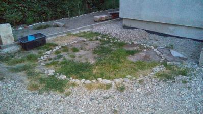tu bude travnikovy kruh - hruby nacrt