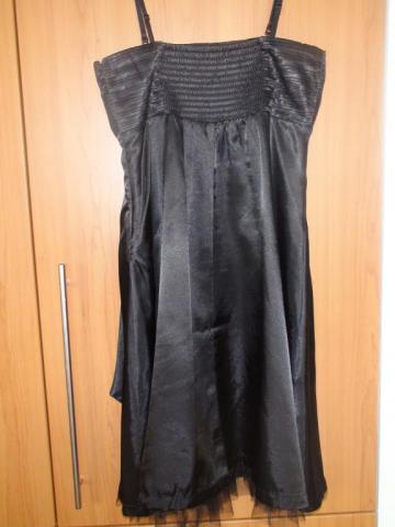 Saténové šaty - Obrázok č. 2