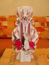 Svatební svíčka