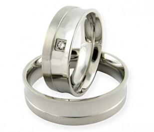 Co už máme a inspirace aneb mořská svatba - prstýnky - už máme doma