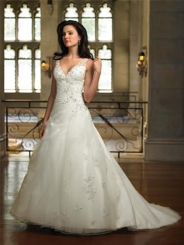 Co už máme a inspirace aneb mořská svatba - šaty objednané, snad dorazí v pořádku