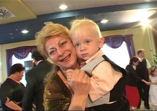 teta Mária s Alexom (sesternicin synacik)