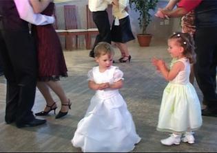 tanečnice ... Leinka a Lianka :o)