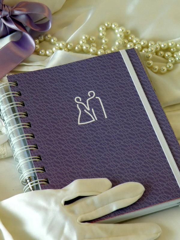 Vyzkoušejte plánovací svatební diář... - Obrázek č. 1