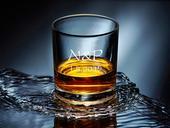Svatební skleničky se jmény - whiskey - od 12 ks,