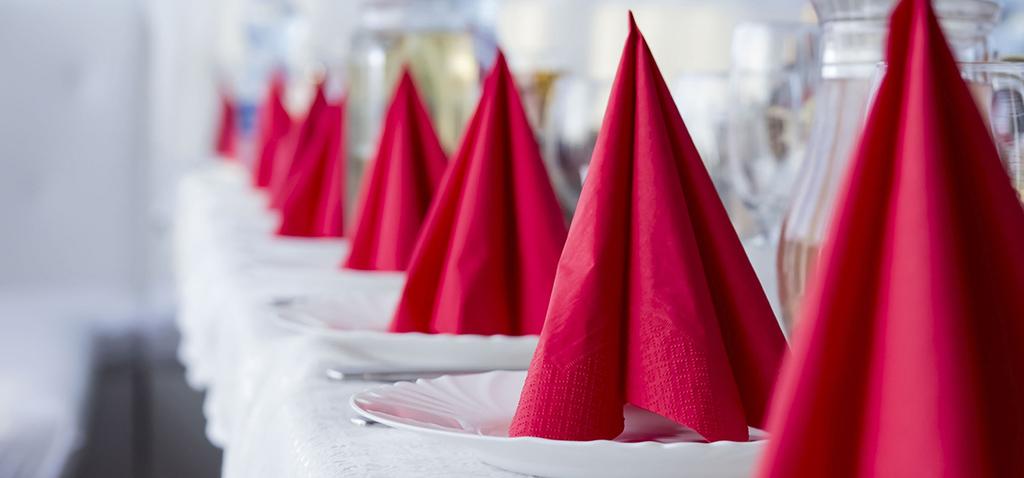 Svatební ubrousky Premium - světle růžové - Obrázek č. 2