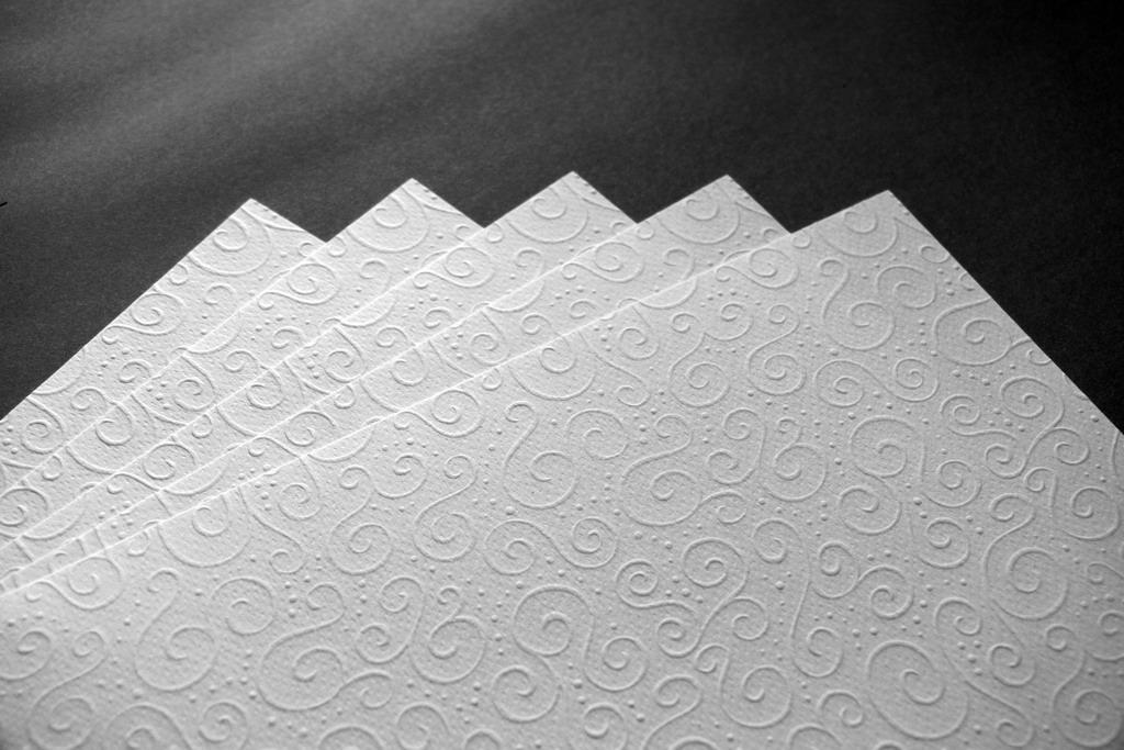 Ozdobný papír - různé vzory - Obrázek č. 4