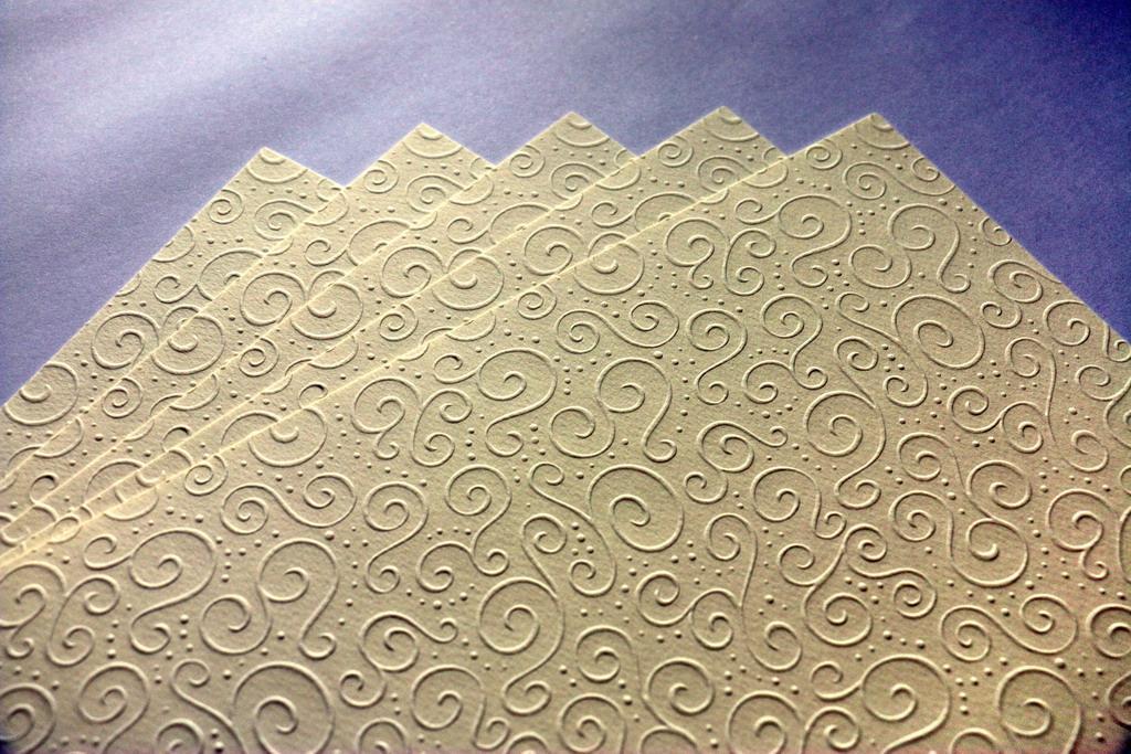Ozdobný papír - různé vzory - Obrázek č. 3
