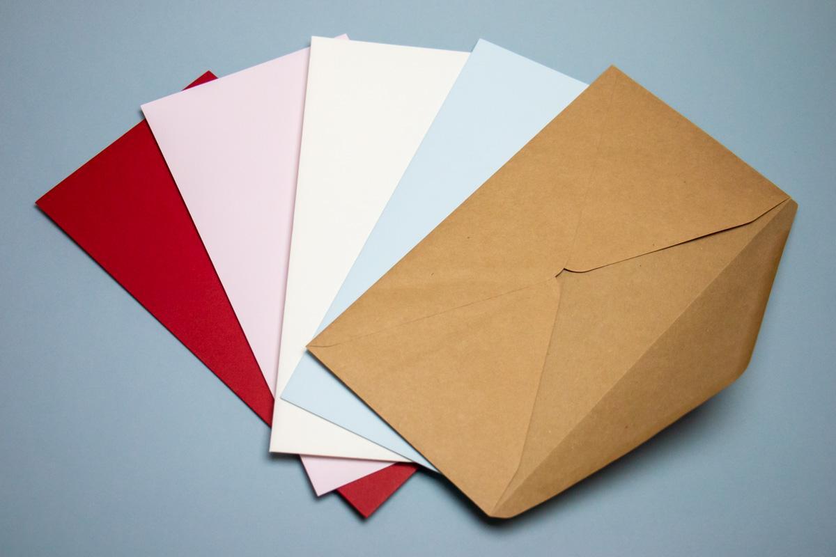 Luxusní obálky na svatební oznámení - Obrázek č. 1