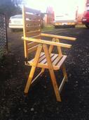 zahradní židle ,