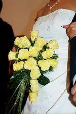 svatební kytka (naše bude oranžová)