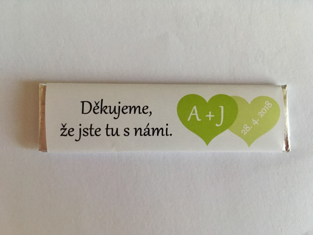 Svatební žvýkačky - Obrázek č. 16