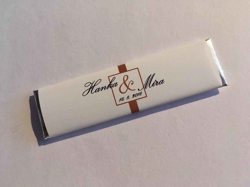 Svatební žvýkačky - Obrázek č. 13