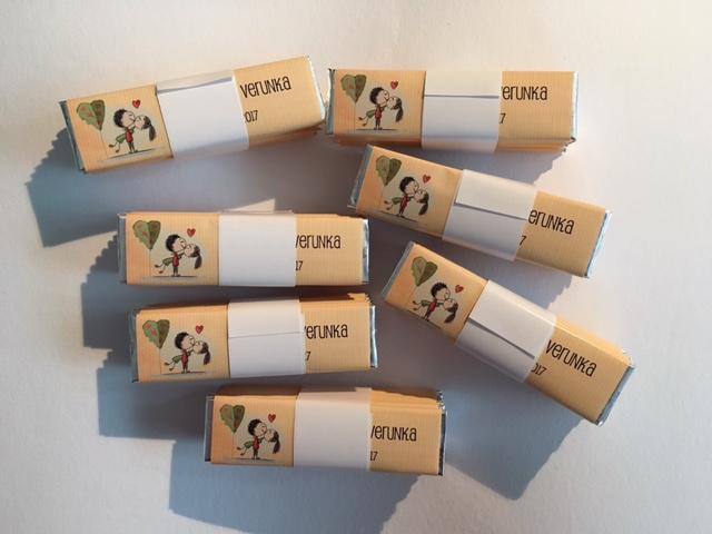 Svatební žvýkačky - Obrázek č. 15