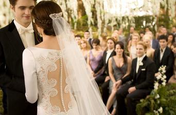 Svatební písničky z Twilight budou na obřad...