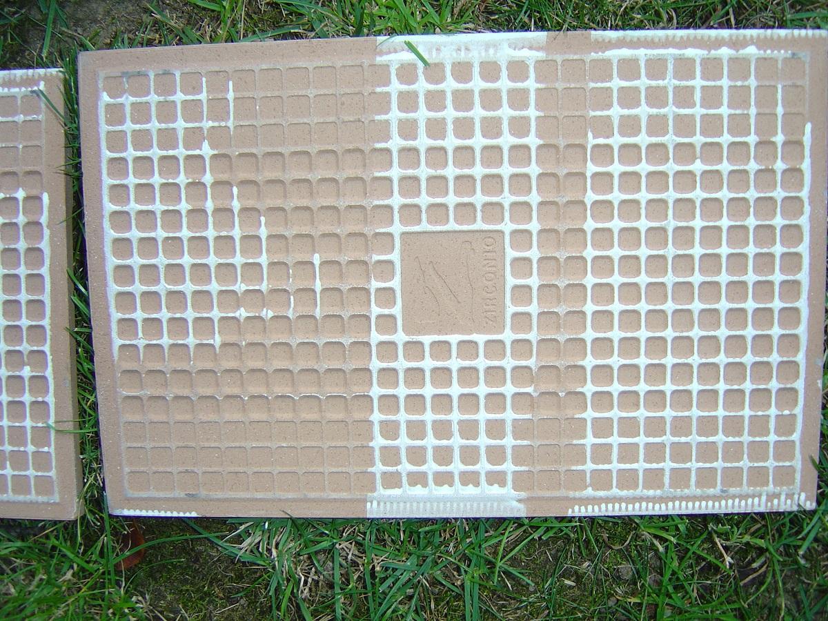Retro kachličky bordúra - Obrázok č. 3