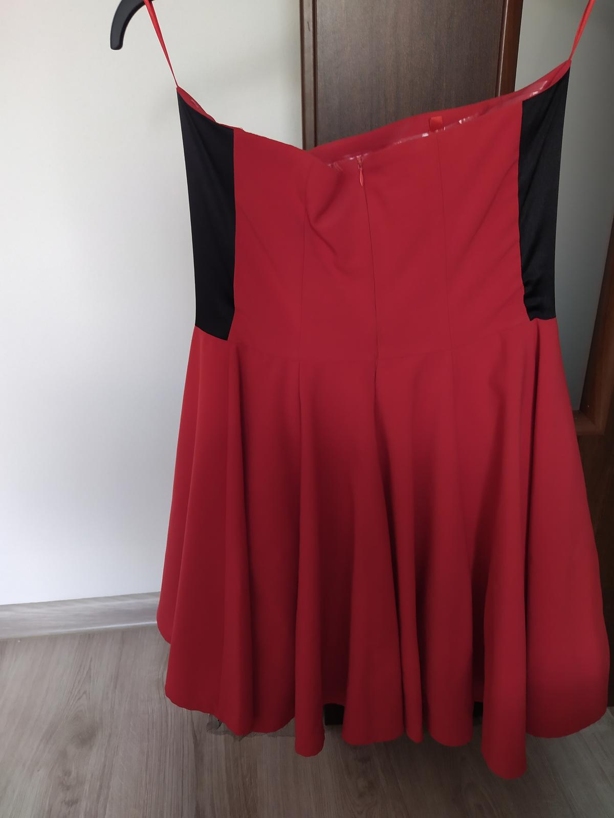 Dámske šaty - M/L - Obrázok č. 1
