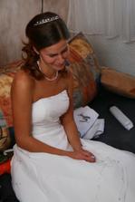 ...a nešťastná nevěsta :-))