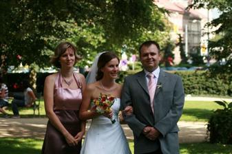 sestřička,já a švagříček =miláááškové