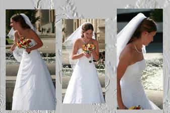 samá nevěsta :-)......