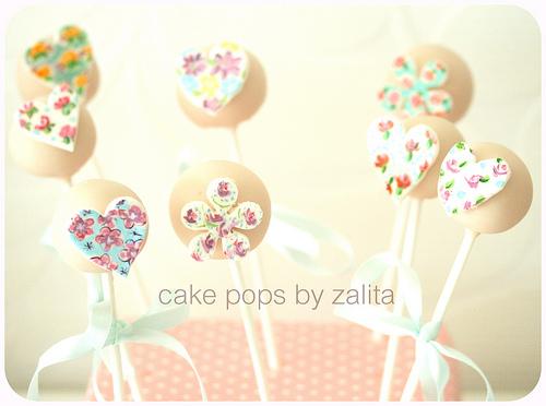 Cake pops - Obrázok č. 33