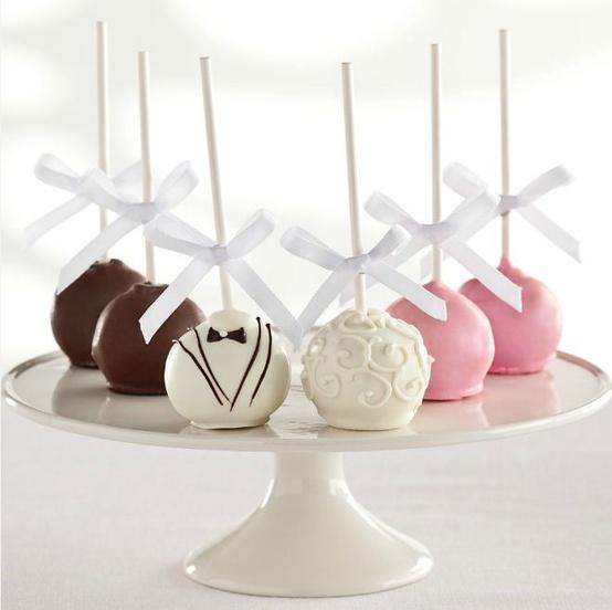 Cake pops - Obrázok č. 1