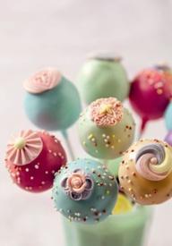Cake pops - Obrázok č. 42