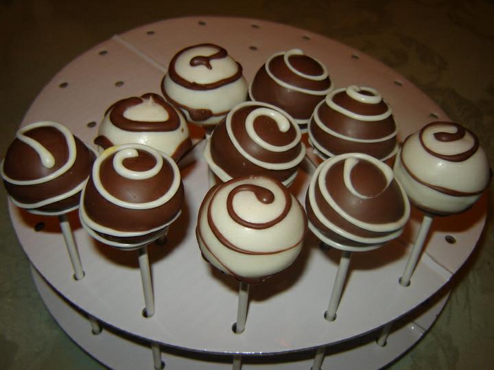 Cake pops - Obrázok č. 23