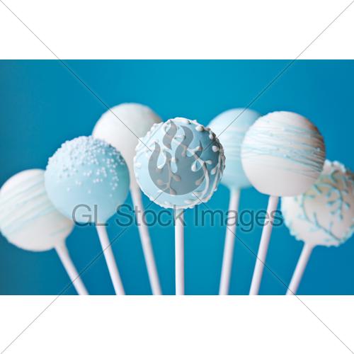 Cake pops - Obrázok č. 14