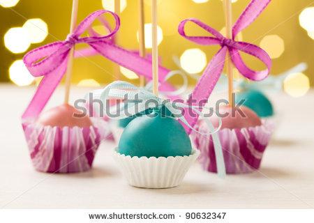 Cake pops - Obrázok č. 48
