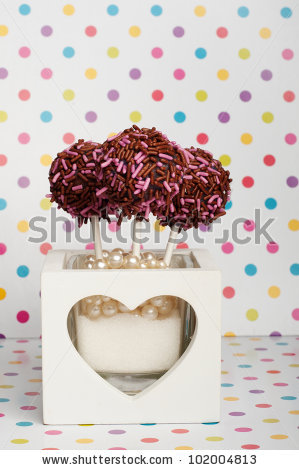 Cake pops - Obrázok č. 52