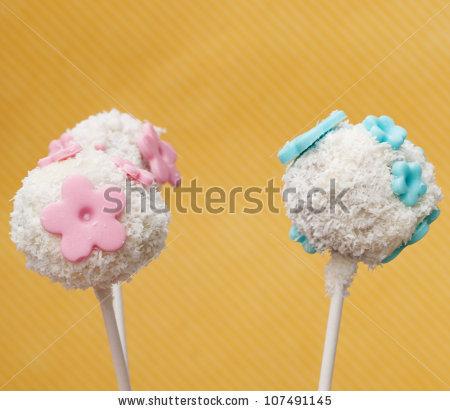 Cake pops - Obrázok č. 53